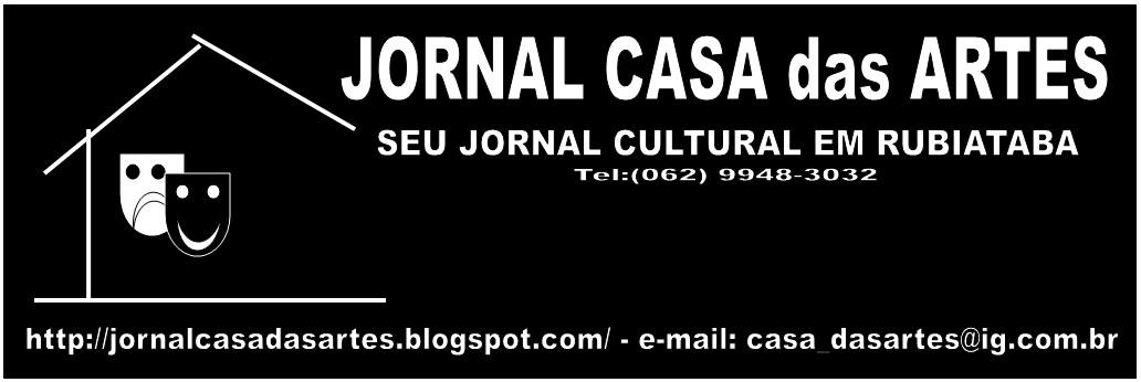 Jornal CASA das ARTES