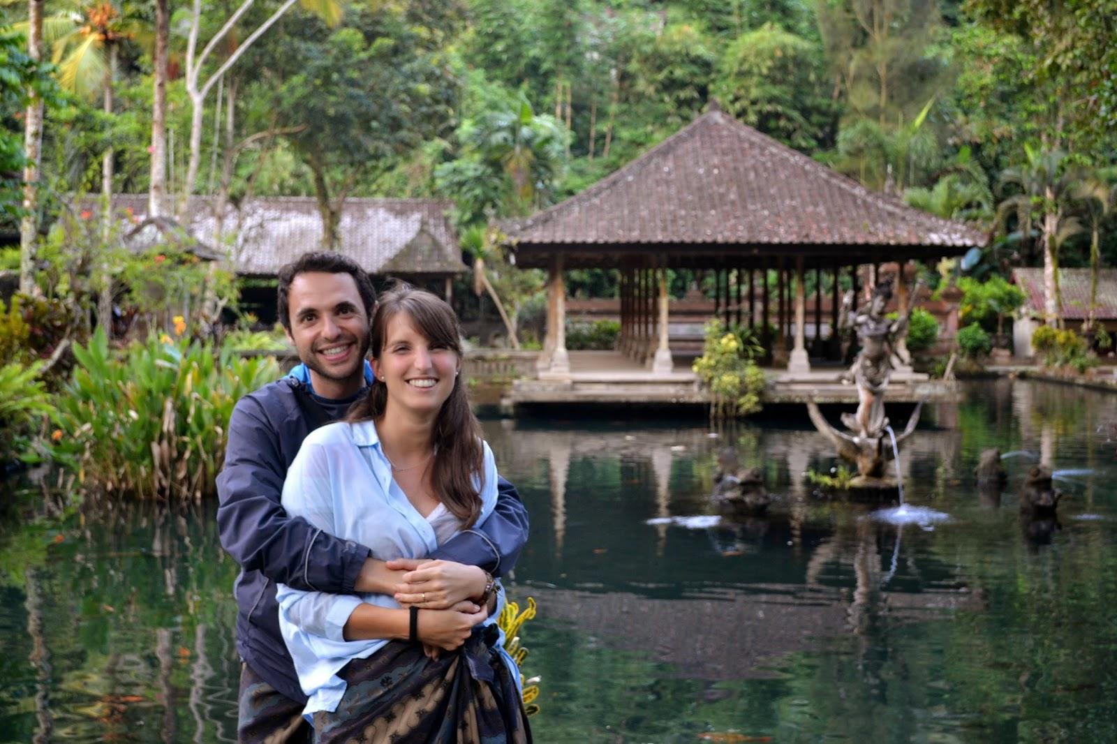 Templo del manantial sagrado de Sebatu, Bali