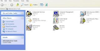 administrative tools computer