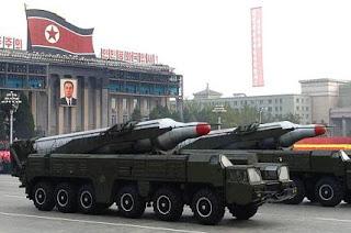 Mengenal Rudal-rudal Balistik yang Dimiliki Korea Utara