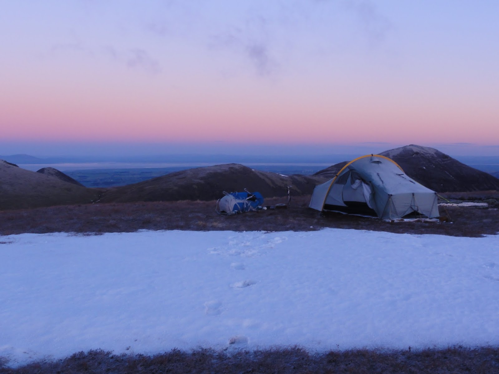 Sdb Wanderings The Tarptent Scarp 1 Tent An Opinion