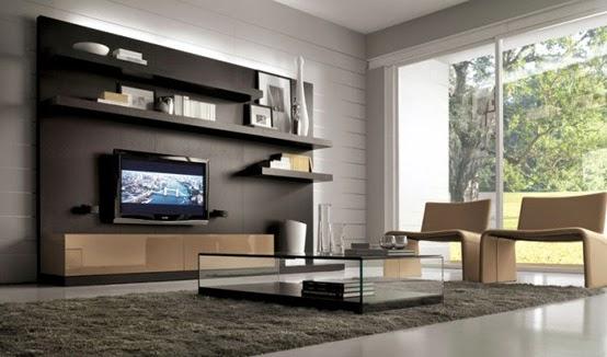 gambar interior ruang tamu