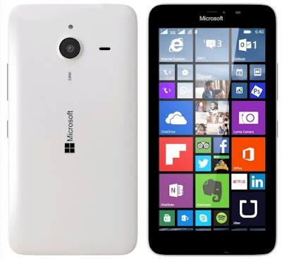 Microsoft Lumia 640 LTE complete specs and features