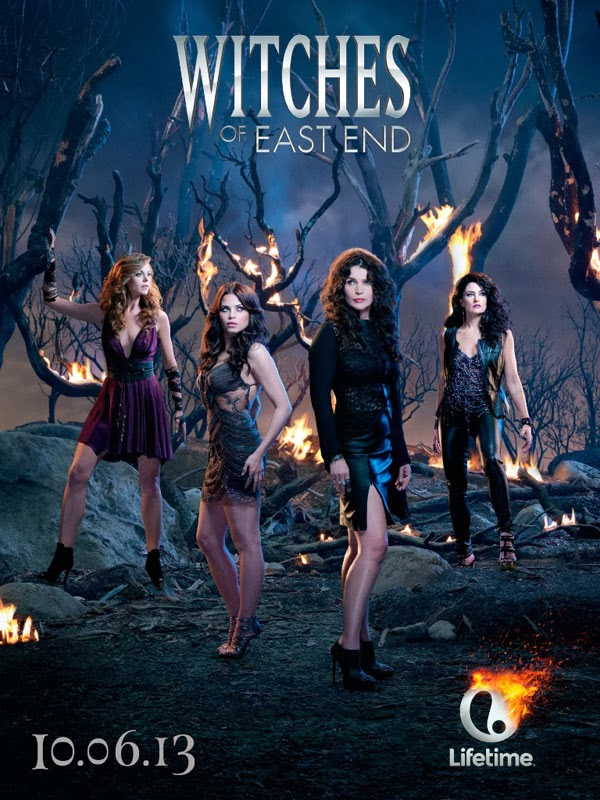Blog: Witches of East End Recap - Episode 1