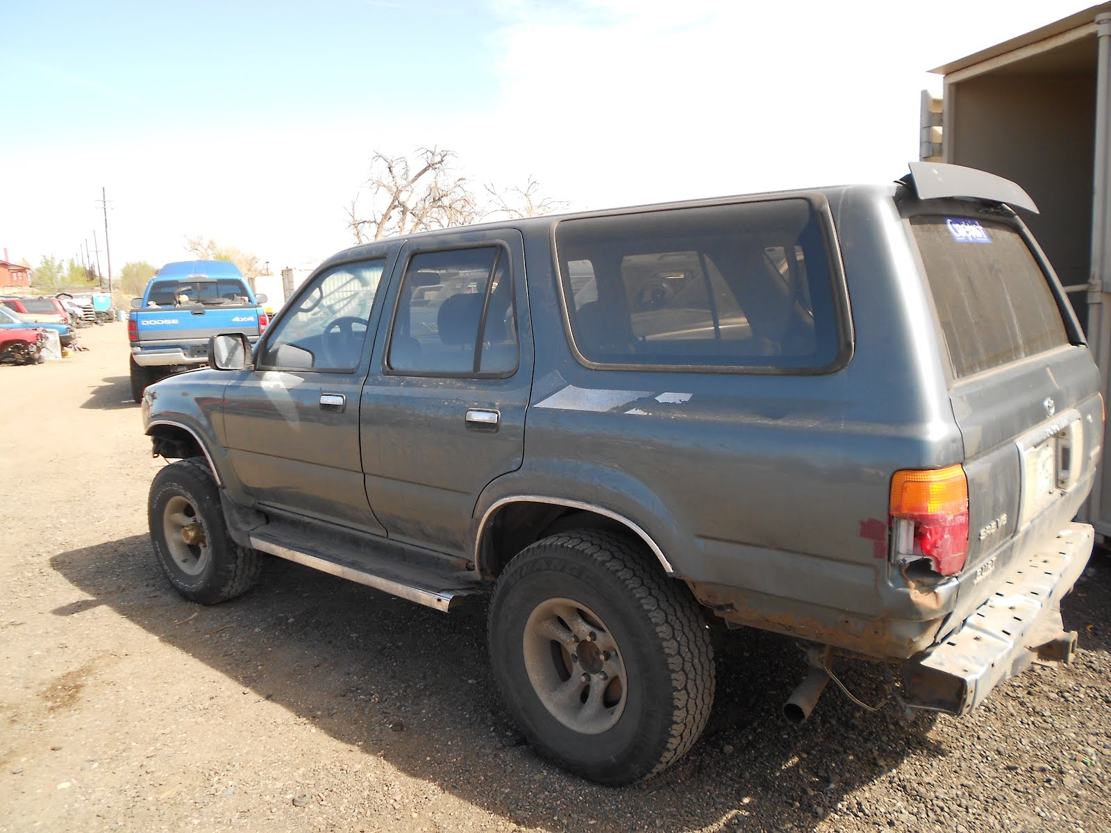 new arrivals at jim 39 s used toyota truck parts 1992 toyota. Black Bedroom Furniture Sets. Home Design Ideas