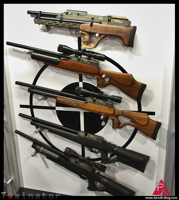 We sell air guns, air rifles, airsoft guns, bb guns, BBs/pellets, accessories and everything you need to enjoy shooting an airgun or an airsoft gun from the finest manufacturers all over the world. Reliable, professional service, low prices, and very fast deliveries.