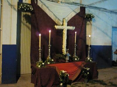 Cruz de Mayo Valdepeñas 2013