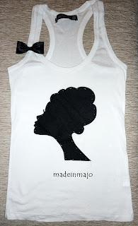 Creaciones madeinmajo septiembre 2011 - Decorar camisetas basicas ...
