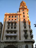 Rex centro Paisaje Montevideo gratis Uruguay