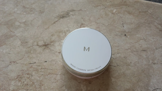 Image of Missha Magic Cushion SPF 50 - pinknomenal.blogspot.com