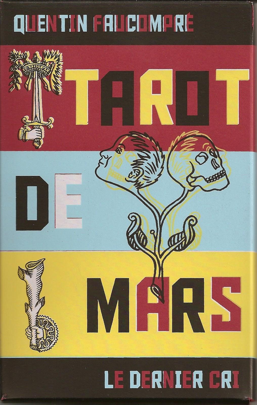 Eno\'s Tarots: Tarot de Mars