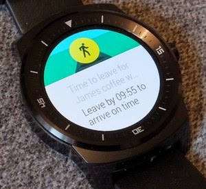 Todo-Smartwatch - LG G Watch R