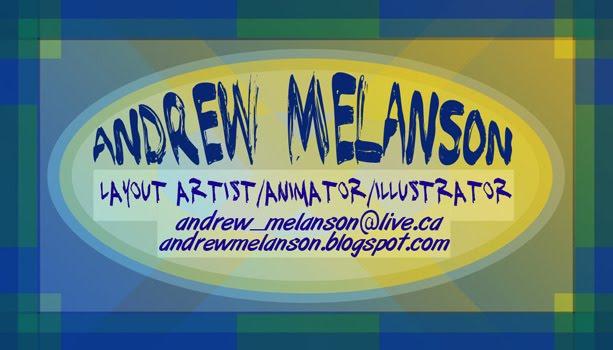 Andrew Melanson's Digital Portfolio