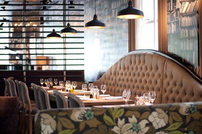 Henry road restaurant and bar design