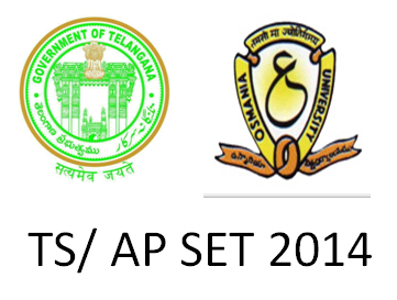 AP/ TS SET Notification 2014