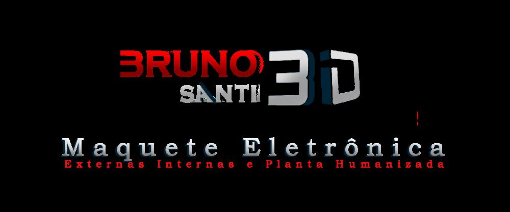 Maquete Eletronica - Bruno Santi 3D