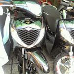 Cửa hàng Bán Xe SH 150i nhập khẩu Italy đời 2008 màu đen sport.Máy zin 100%.
