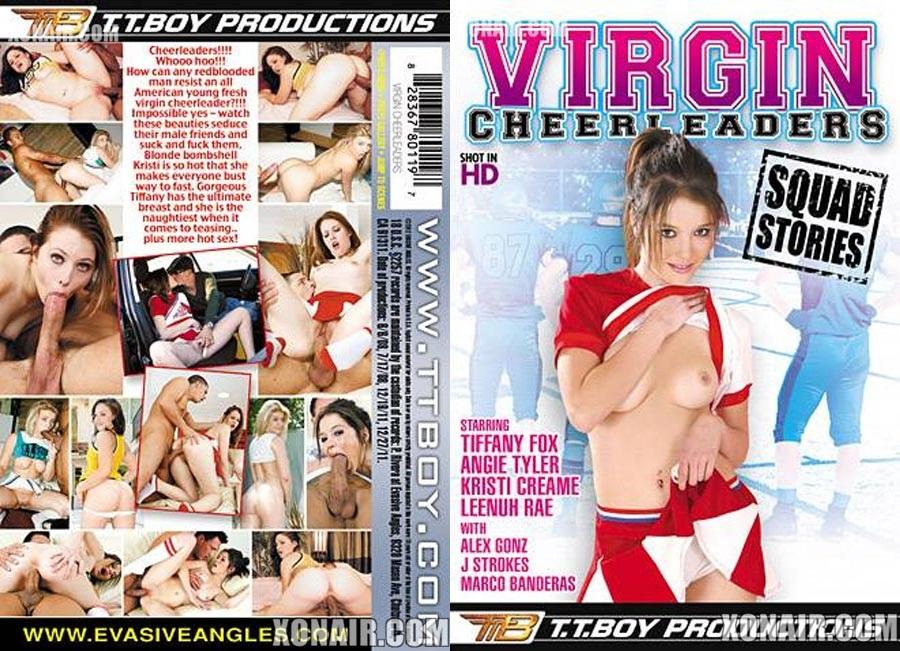120210 ADULT DVD Virgin Cheerleaders Squad Stories (February 10, 2012)