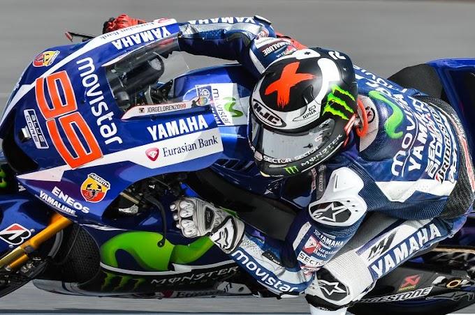Latihan Bebas 1 MotoGP Aragon - Lorenzo Jadi yang Tercepat