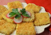 Tofu Empanado (vegana)