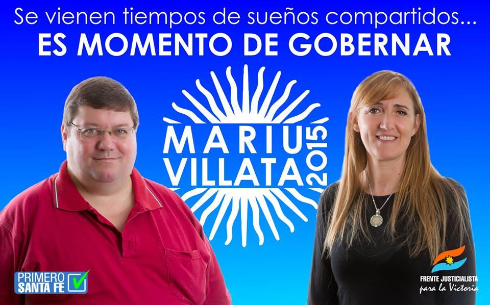 Mariu De La Fuente-Marcelo Villata