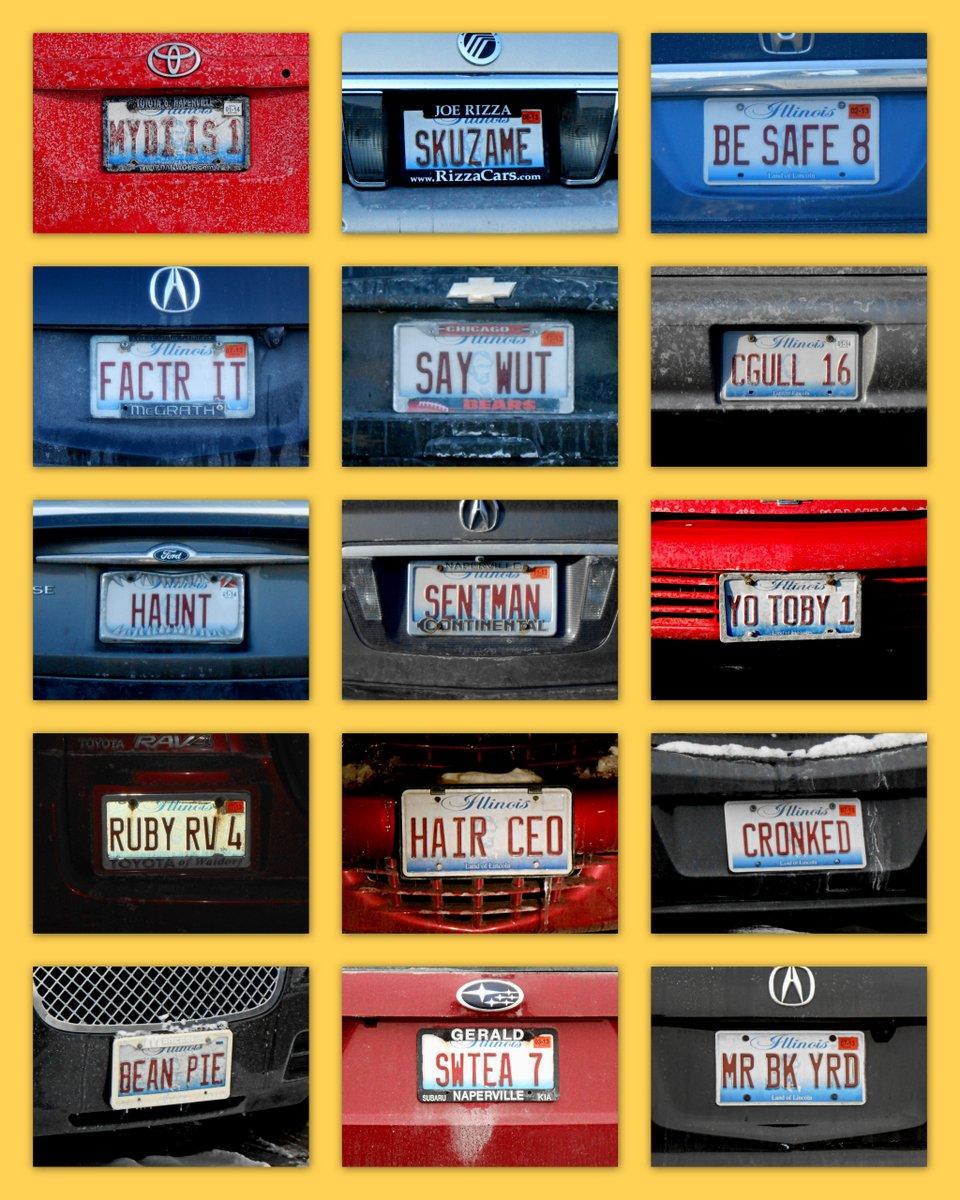 Exceptional Header Challenge: Vanity License Plates