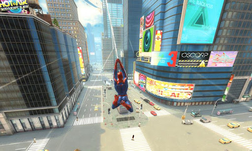 The Amazing Spider Man apk game
