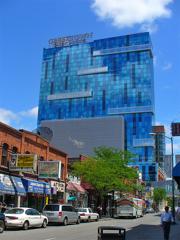 Greektown Hotel Rooms