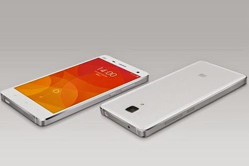 Harga HP Xiaomi MI4 16GB Terbaru September 2014 Full Spesifikasi