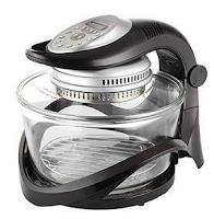 Buy Online USHA 3212 1300 W Halogen Oven Rs.6400 (HDFC Bank) or Rs. 6900