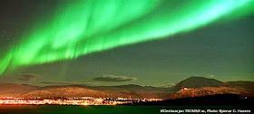 Tempat Melihat Aurora