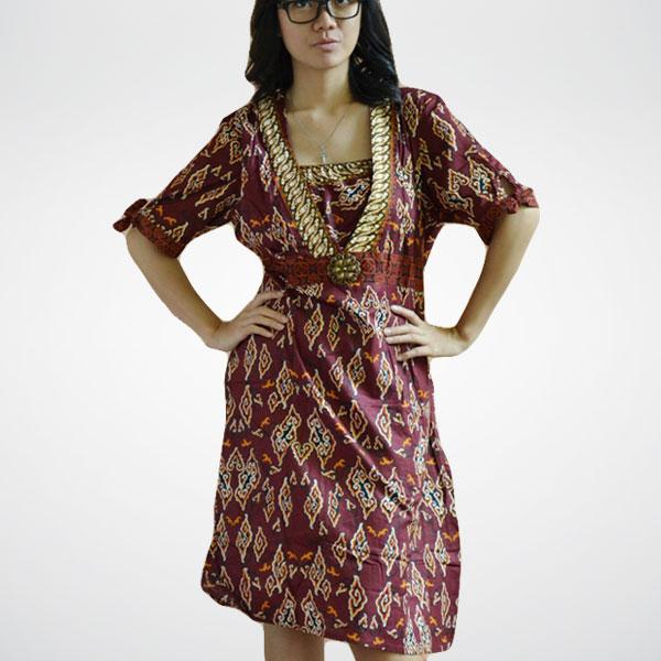Grosir Baju Muslim Jilbab Syari Gamis Murah Batik New