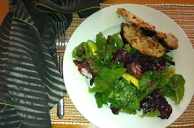 ROBBY ROBINSON'S DIET - HEALTHY MEALS TO BUILD MUSCLE BAKED WHITE AND DARK TURKEY MEAT WITH ORGANIC SALAD Robby's dietary anabolic SUPPLEMENTS, OILS and HERBS  for natural fat loss and muscle growth at any age  ▶  www.robbyrobinson.net/anabolic-pack.php