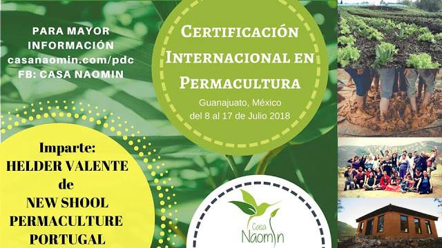 Permaculture Design Course in Mexico
