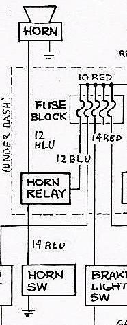 through a horn relay wiring a horn the hot rod disorder    january 2012  the hot rod disorder    january 2012