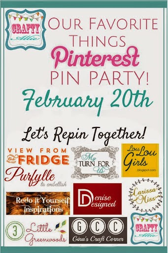 JOIN OUR MONTHLY PIN PARTY