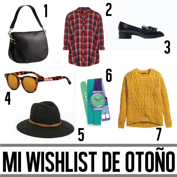 Wishlist otoño 2014