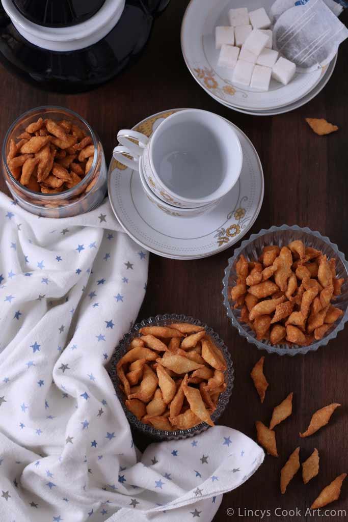 Maida Biscuit recipe
