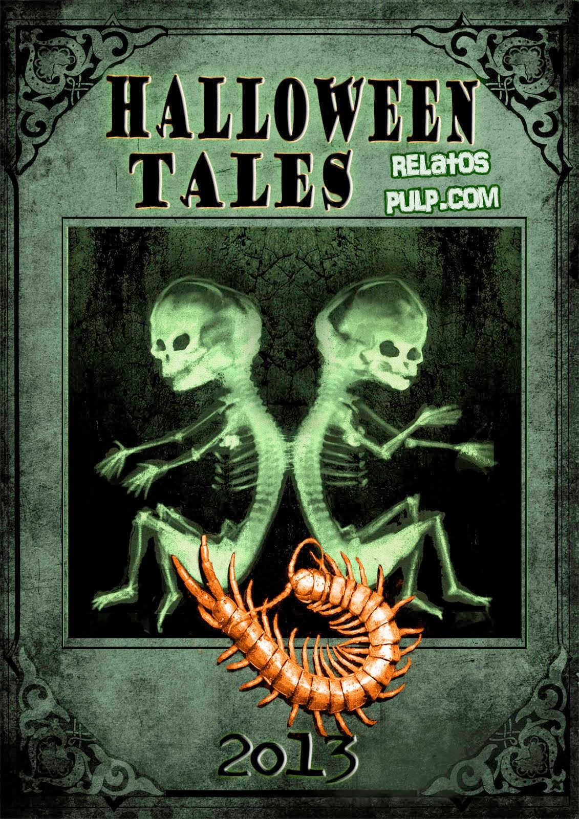 Publicaciones-Halloween Tales 2013