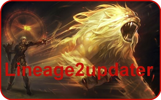 Lineage2updater - Lineage2 news and info about skills, patches, classes