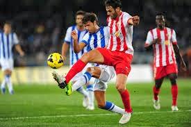 Prediksi Almería vs Real Sociedad