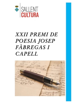Premi de Poesia Josep Fàbregas i Capell