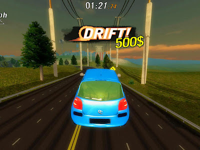 Crazy Cars Hit The Road Full Version PC Game