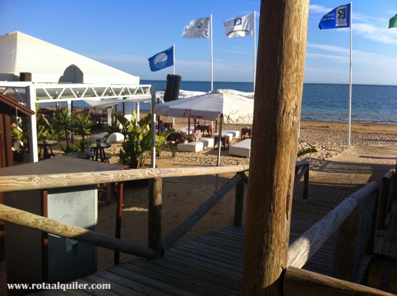 Apartamento en rota cadiz alquiler verano playa a 200 for Alquiler piso rota verano