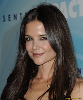 Katie Holmes Women in Film Crystal & Lucy Awards 2011