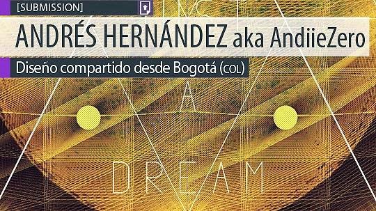Diseño. Waves4D de ANDRÉS HERNÁNDEZ aka AndiieZero