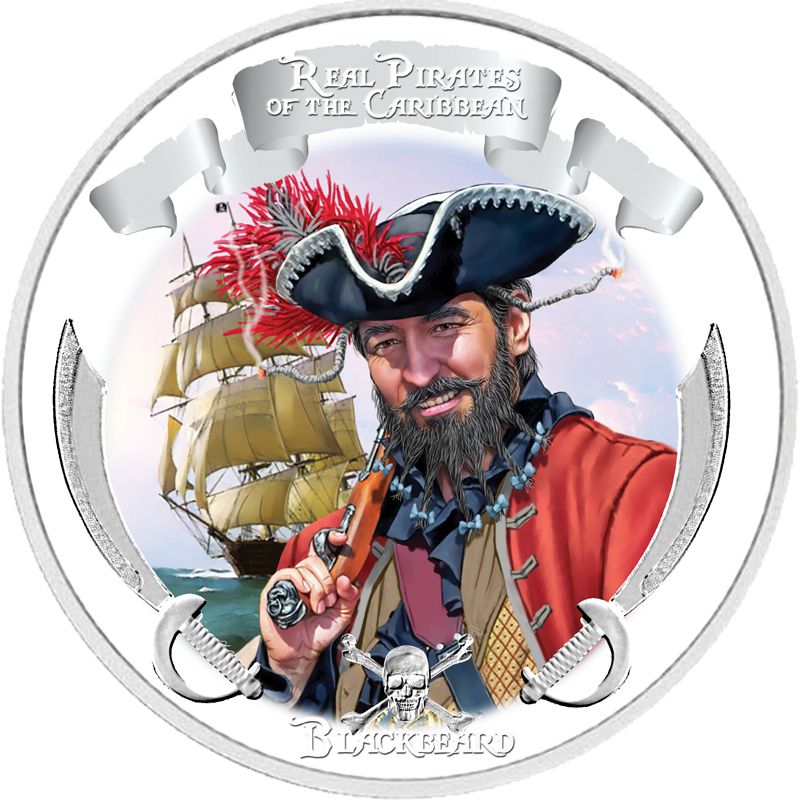 Ounces Of Silver 2011 Real Pirates Of The Caribbean