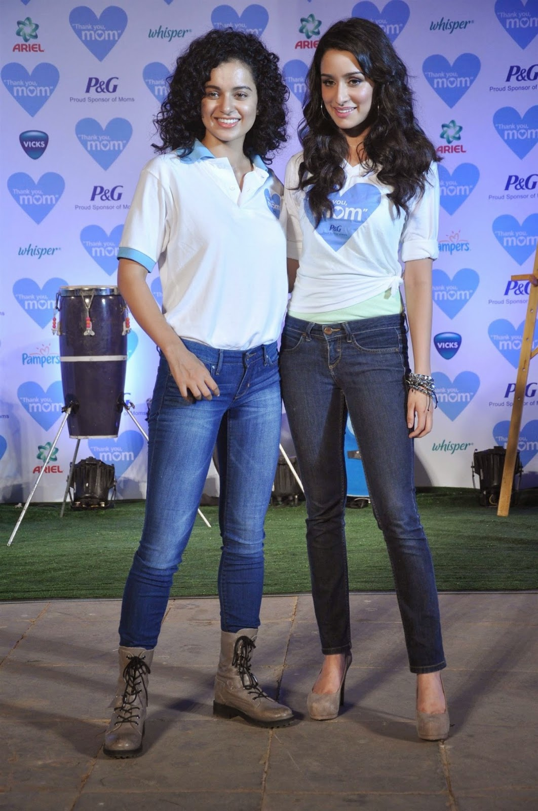 Kangana Ranaut & Shraddha Kapoor hq