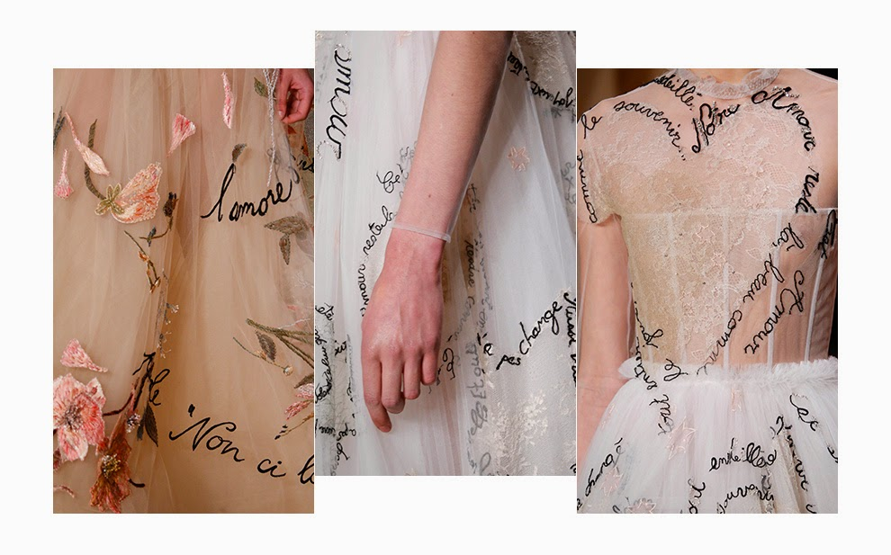 Valentino details spring summer couture 2015