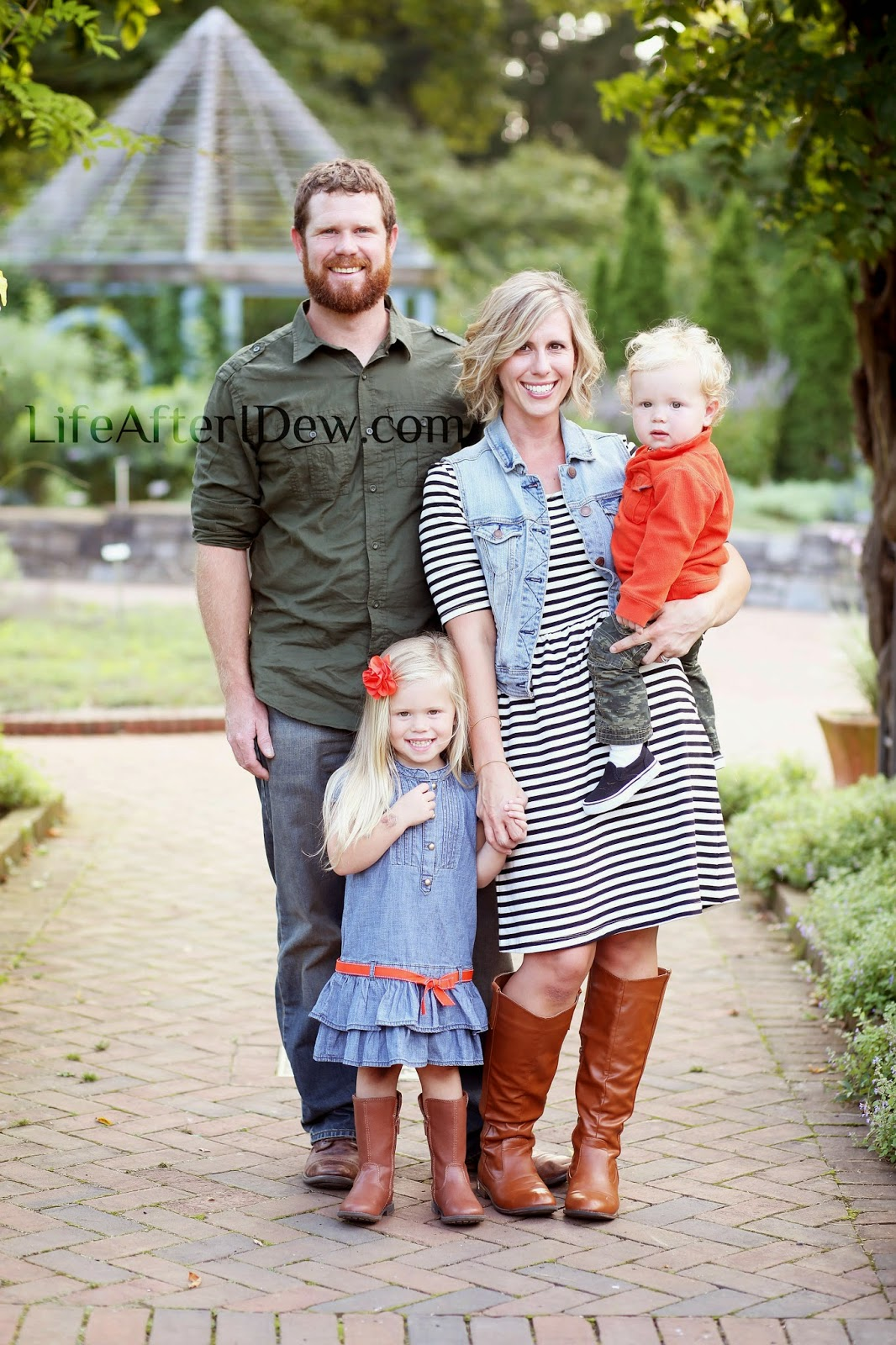 Fall Family Photo Outfits